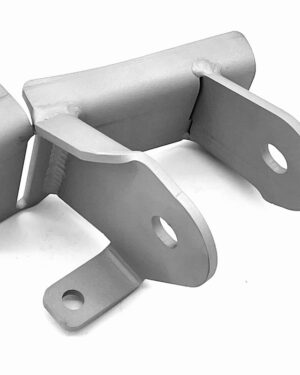 WELD-IN BRACKET FOR 88-91 CIVIC EF CHASSIS